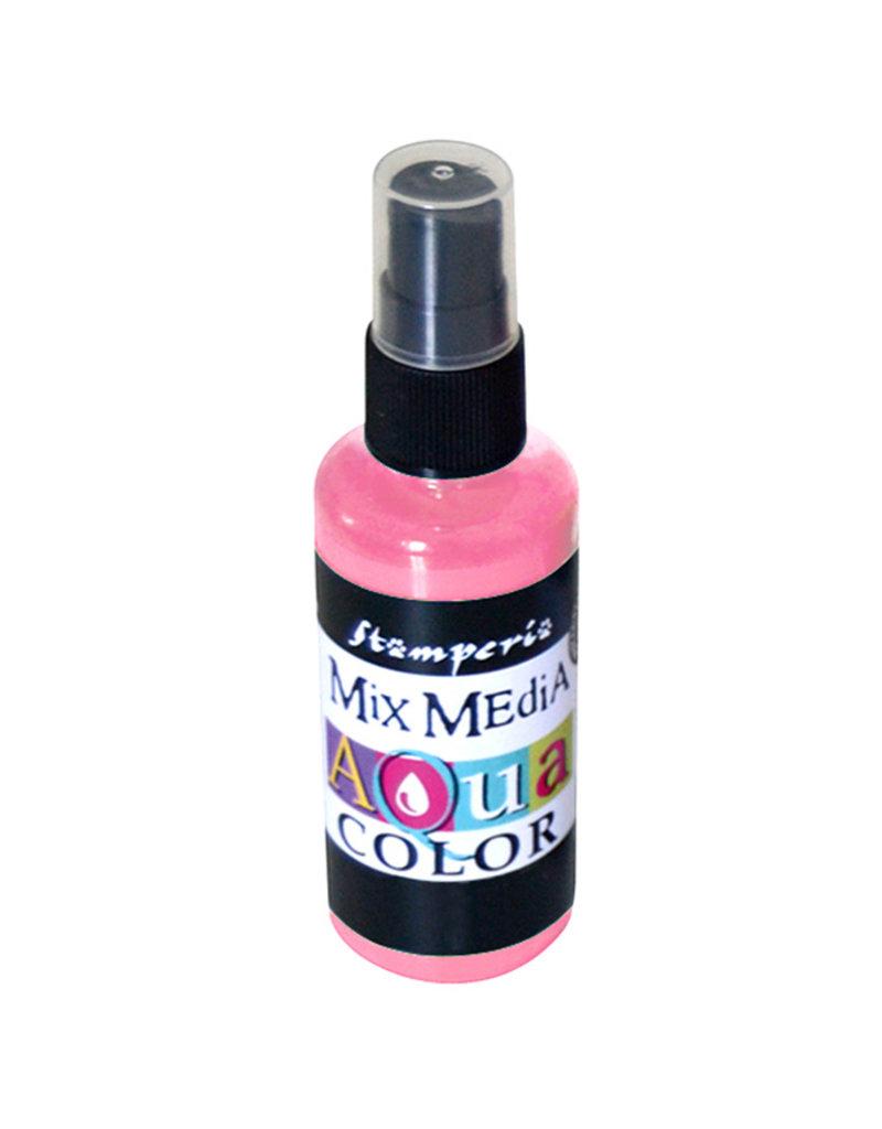 Stamperia 321 Aquacolor spray 60ml. - Baby Pink