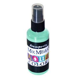 Stamperia 332 Aquacolor spray 60ml. - Aquamarine