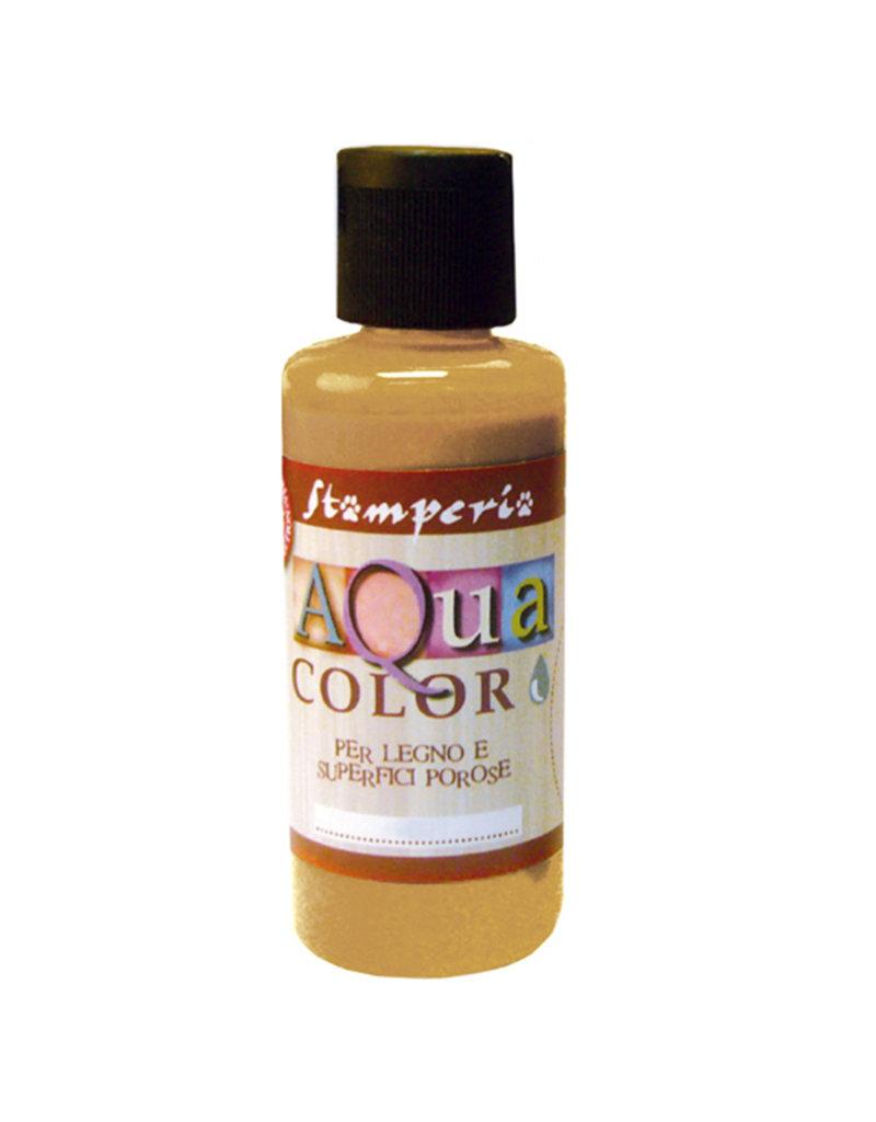 Stamperia 669 Aquacolor 60 ml - Walnut (indoor and outdoor)