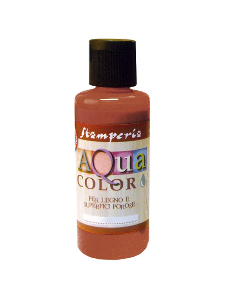 Stamperia 668 Aquacolor 60 ml - Chestnut (indoor and outdoor)