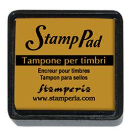 Stamperia Small pigment pad mustard yellow