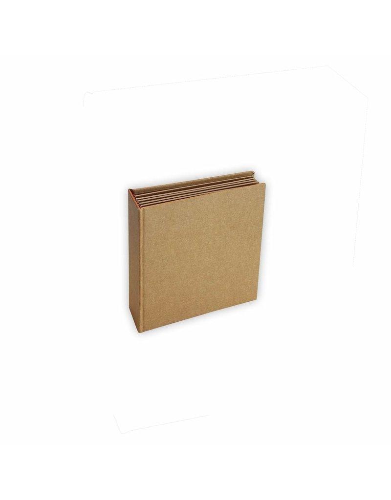 Stamperia Cardboard album cm. 11,5x11,5x5