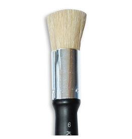Stamperia Oblique point Brush size 06