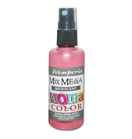 Stamperia 306 Aquacolor spray 60ml. - Pink