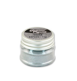 Stamperia Glamour Powder Pigment 7gr. - Silver