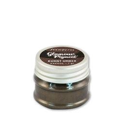 Stamperia Glamour Powder Pigment 7gr. - Burnt umber