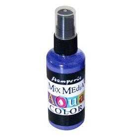 Stamperia 326 Aquacolor spray 60ml. - Violet