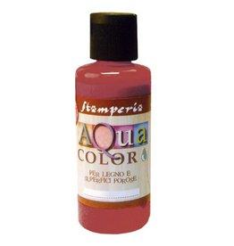 Stamperia 671 Aquacolor 60 ml - Cherry (indoor and outdoor)