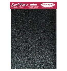 Stamperia Sandpaper 2 sheets cm. 23X28