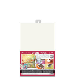 Stamperia Stone Paper - washable - size A3