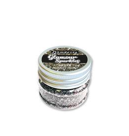 Stamperia Sparkles 40gr. Silver