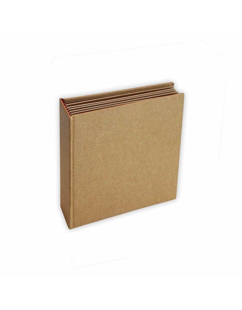 Stamperia Cardboard album cm. 16x16x5