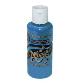 Stamperia Allegro paint 59 ml Cobalt blue