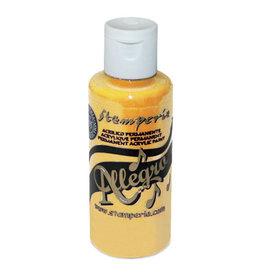 Stamperia Allegro paint 59 ml pastel yellow