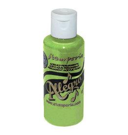 Stamperia Allegro paint 59 ml.light green