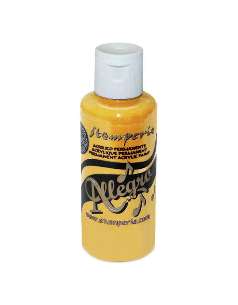 Stamperia Allegro paint 59 ml saffron