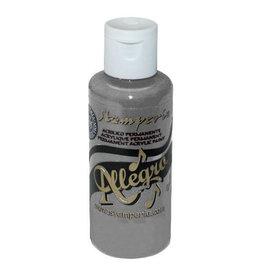Stamperia Allegro paint 59 ml grey