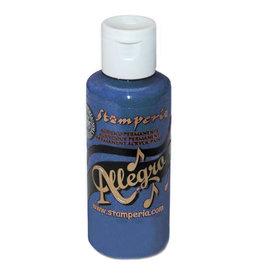 Stamperia Allegro paint 59 ml blue aviation