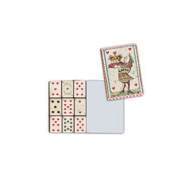 Stamperia A6 Notebook - Mad hatter