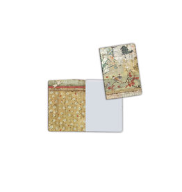 Stamperia A6 Notebook - Branch and Writtings