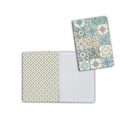 Stamperia A6 Notebook - Azulejos Tile