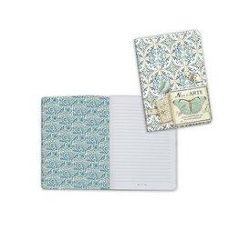 Stamperia A6 Notebook - Azulejos Fairy