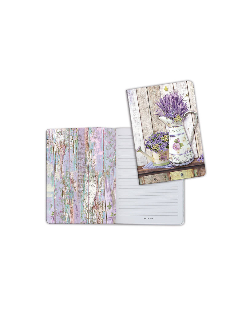 Stamperia A5 Notebook - Watering can