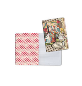 Stamperia A5 Notebook - Mad hatter