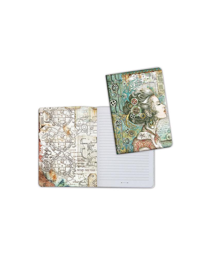 Stamperia A5 Notebook - Lady