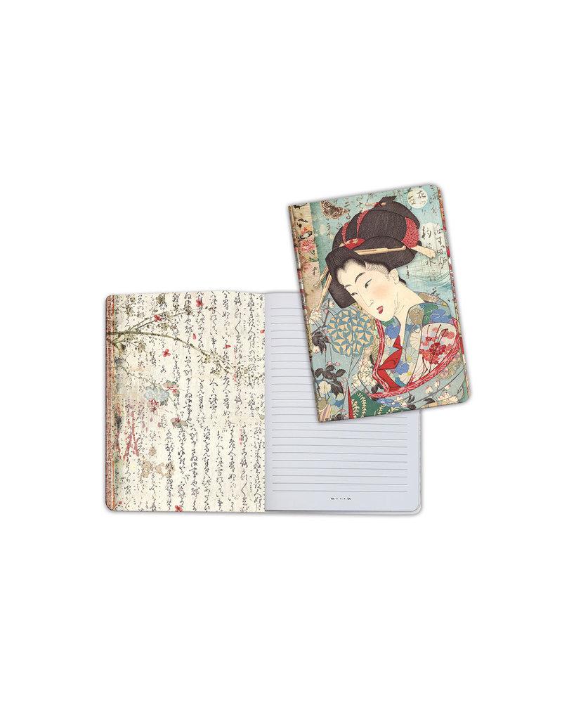 Stamperia A5 Notebook - Geisha
