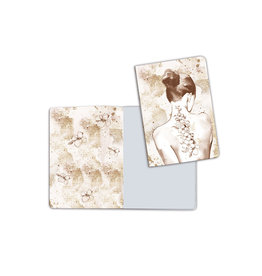 Stamperia A5 Notebook - Euridice (blank pages)