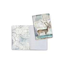 Stamperia A5 Notebook - Deer