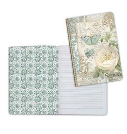 Stamperia A5 Notebook - Azulejos Patchwork 1