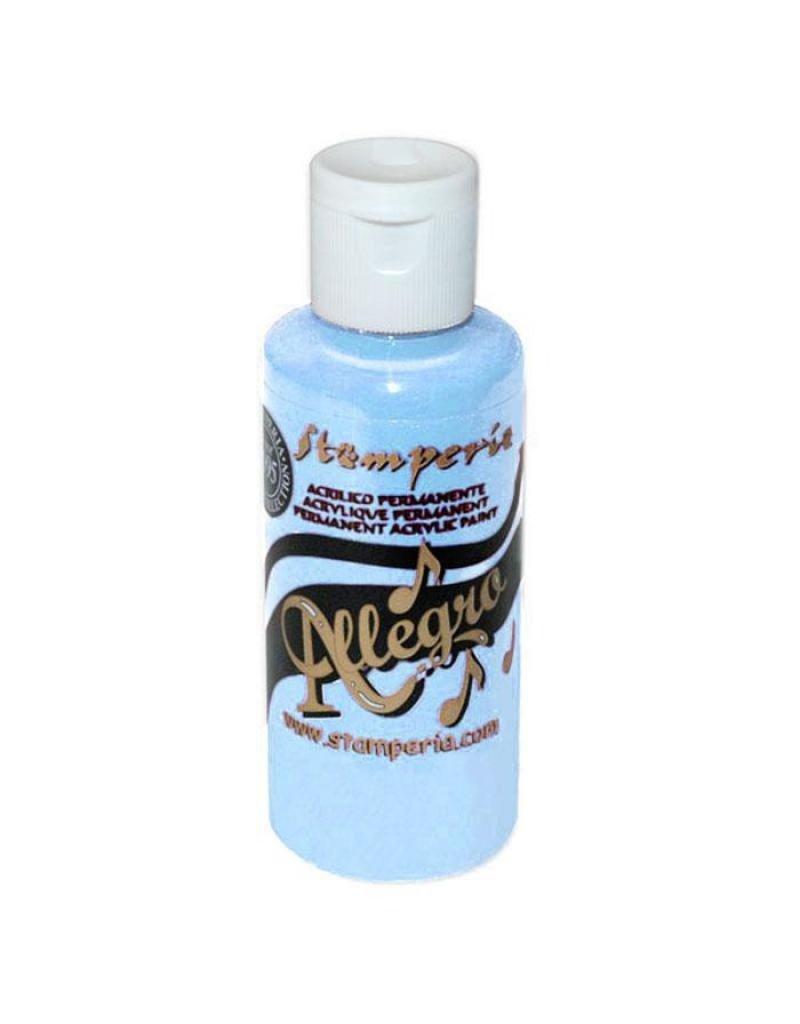 Stamperia 066 Allegro paint 59 ml.baby blue