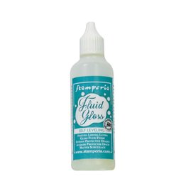 Stamperia Fluid Gloss water based 80 ml.