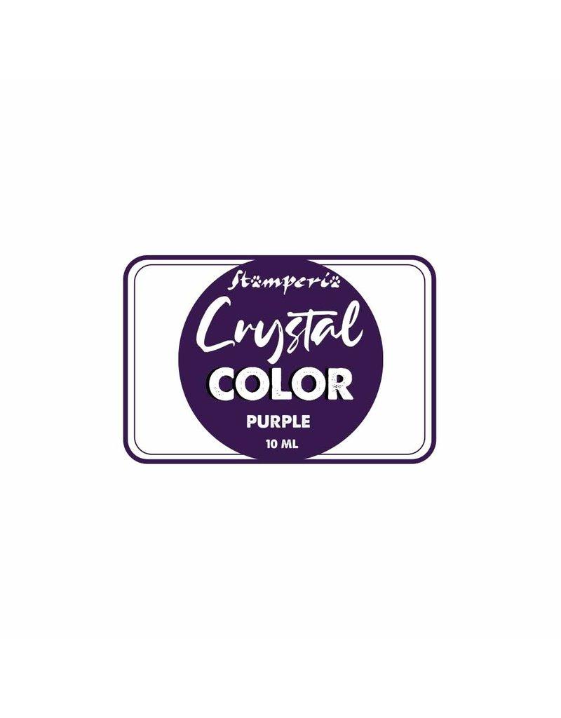 Stamperia Crystal color 10 ml. Purple