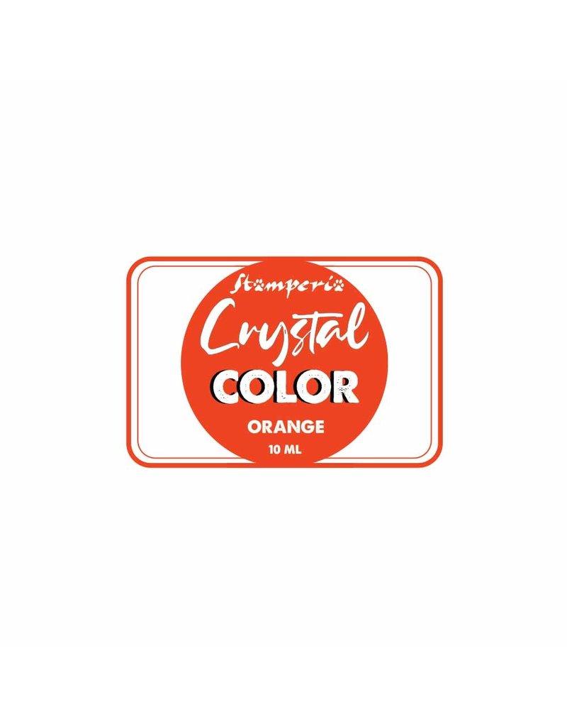 Stamperia Crystal color 10 ml. Orange