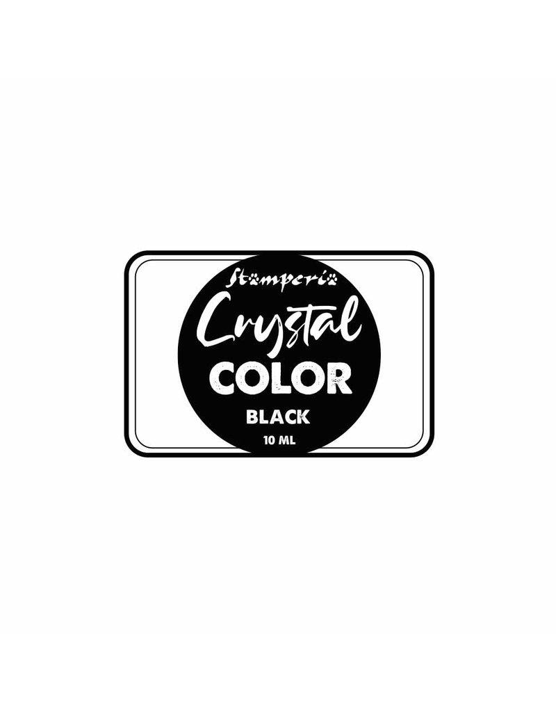 Stamperia Crystal color 10 ml. Black