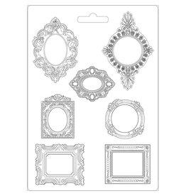 Stamperia Soft Mould A4 size Frames