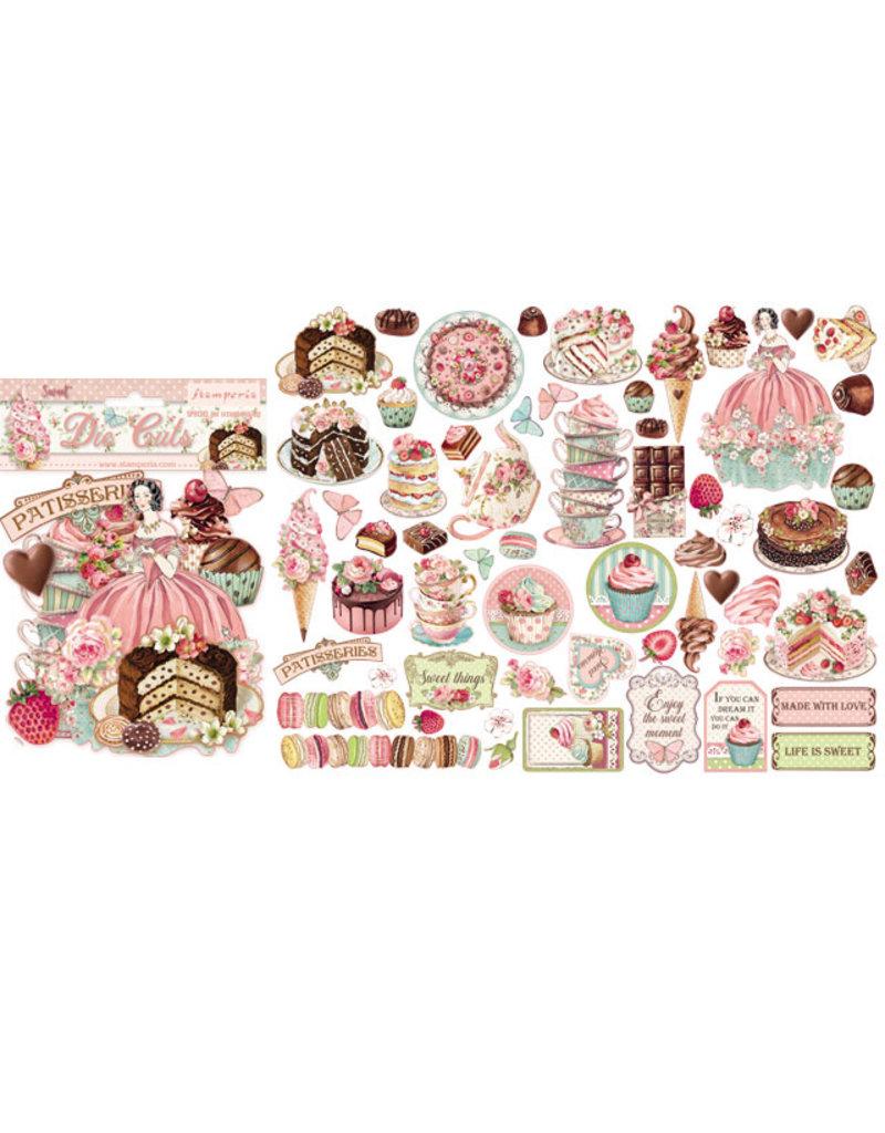 Stamperia Die cuts assorted - Sweety