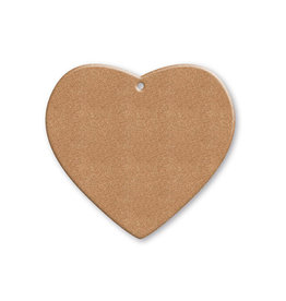Stamperia Heart Small size 16,5x16,5 cm H.MDF