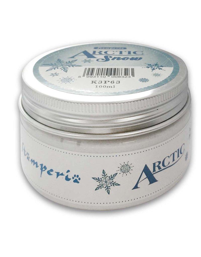 Stamperia Arctic Snow 100 ml. - White