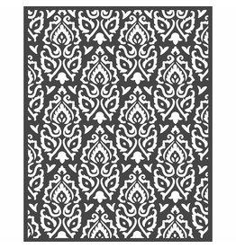 Stamperia Thick stencil cm. 20X25 Texture 2