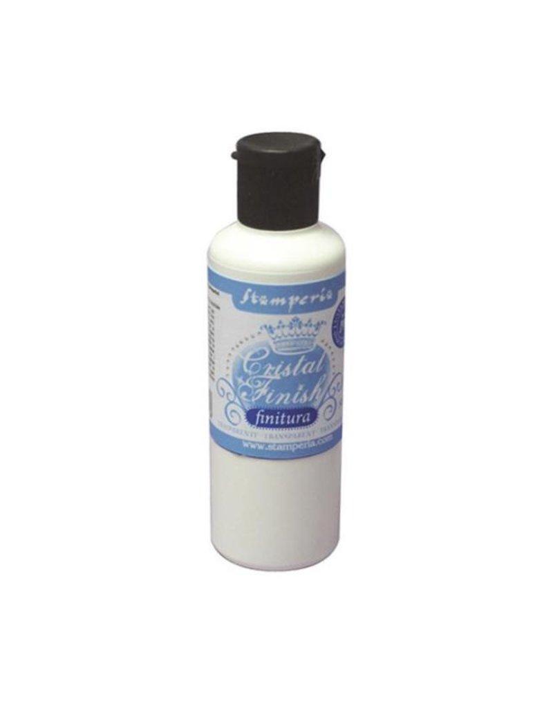 Stamperia Crystal Finish 80 ml. Transparent