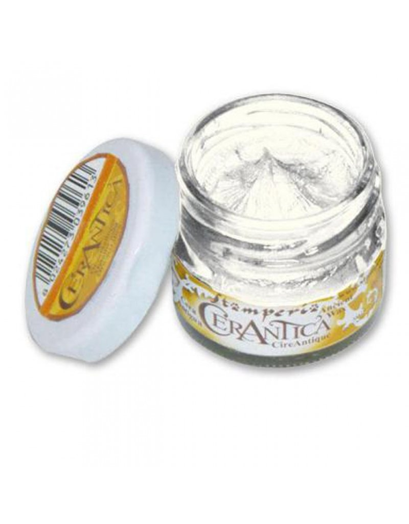 Stamperia Ancient Wax White - 20 ml