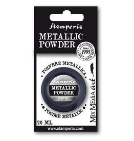 Stamperia Metallic Powder ml 25 - Silver