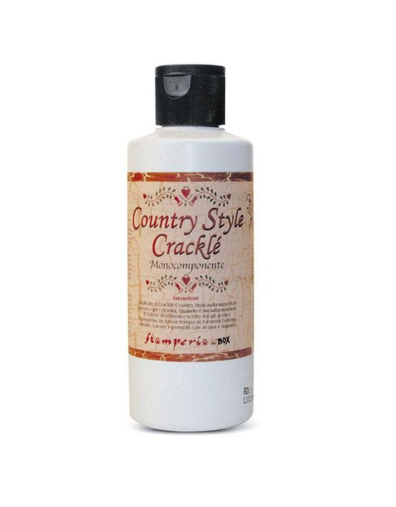 Stamperia 001Crackle' country 80 ml