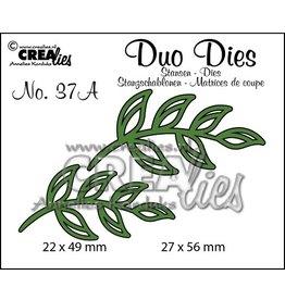 Crealies Crealies Duo Dies no,37 blaadjes 5