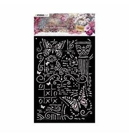 Studio Light Studio Light • Mask stencil A6 Jenine's mindful art nr,06