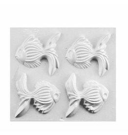 Vaessen Creative Vaessen Creative • Gipsvorm 4 vissen